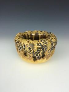 Double Honeycomb bowl